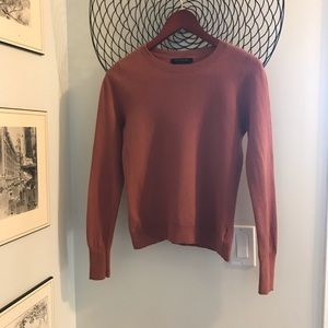 Beautiful blush 100% extra fine merino wool top